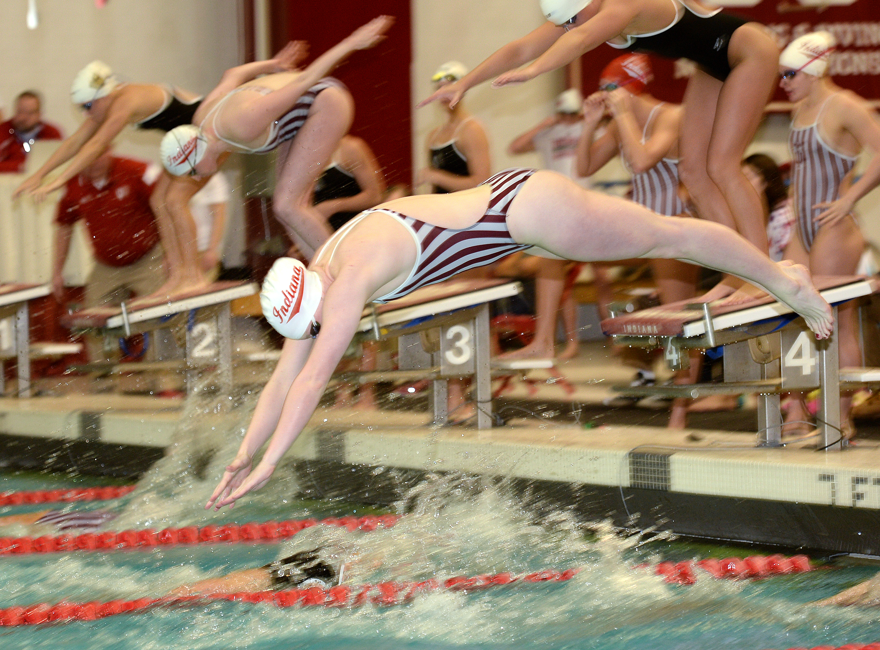 Lilly King swimming indiana