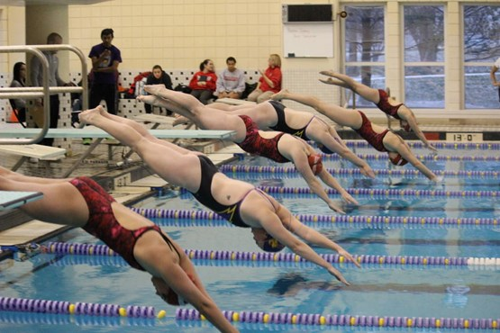 waukesha south swim meet february 15 16 17