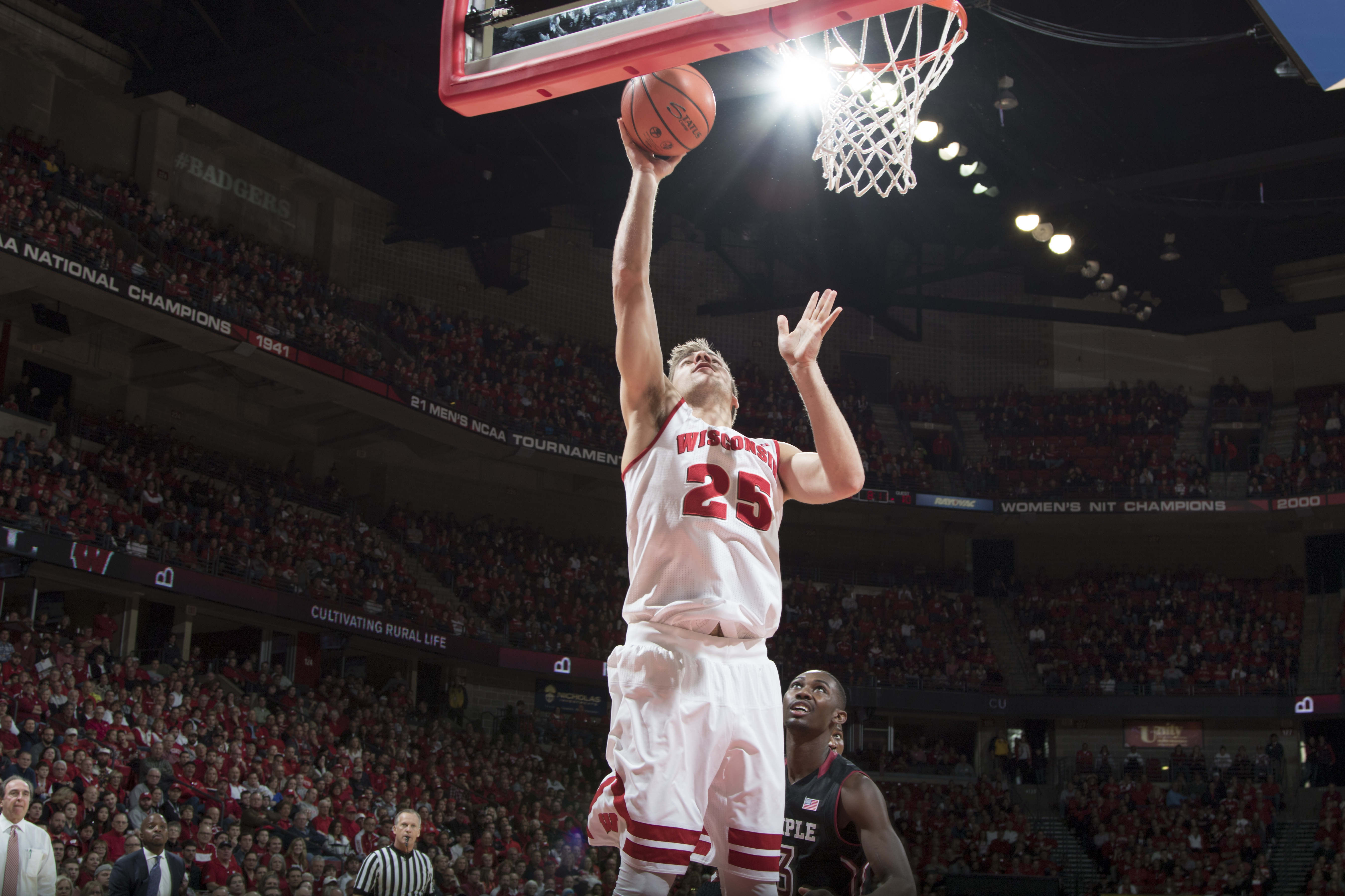 Wisconsin Badger Basketball Roster | All Basketball Scores ...